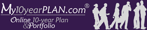 My10yearPlan.com - Online 10-year plan & Portfolio