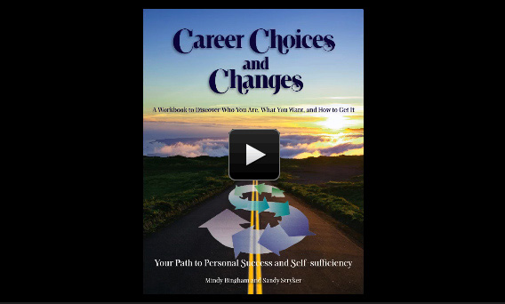 An Overview of the Career Choices & Changes workbook by Author, Mindy Bingham