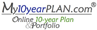 My10yearPlan.com - Online 10-year Plan & Portfolio