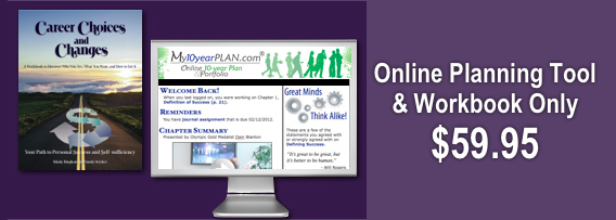 Online Planning Tool & Workbook Only $59.95