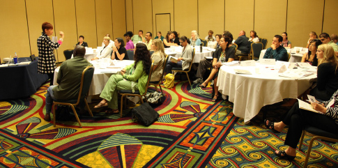 Workshop Presenter and Audience